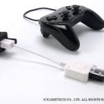 ゲームテック、クラコン用連打アダプタ&Wii U GamePadの大容量バッテリーを発売