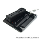 ゲームテック、Wii U用Wiiリモコン非接触充電ボードセットと専用電池パックを発売