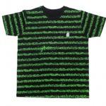 「ジョジョの奇妙な冒険」のAR対応Tシャツ「オラオラボーダーT」を販売、カメラをかざすとスタープラチナが!?
