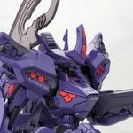 『マブラヴ オルタネイティヴ』1/144スケール「武御雷 Type-00R」のプラスチックキット発売