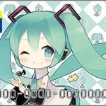 初音ミクとTSUTAYAがコラボ ― 描き下ろしオリジナルTカード発行