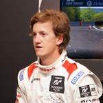 GTアカデミー出身オルドネス選手インタビュー「日本のSUPER GTに出場したい」