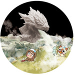 「長野県信州渋温泉」がモンハン一色に!今夏「モンハン渋の里」オープン、レウスの露天風呂など