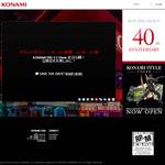 KONAMI、「Pre-E3 Show」6月7日2時に実施 ― 『MGSV』『ウイイレ14』など最新情報を発信