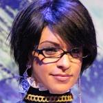 【E3 2013】任天堂ブースに降臨した、ショートカットのベヨ姉さん写真集の画像