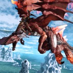 【E3 2013】伝説のドラゴンが再びモニターに舞い上がる! 『Crimson Dragon』プレイレポート