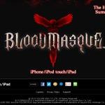 【E3 2013】スクエニが送る、耽美と退廃に染まりしARPG『BLOODMASQUE』、iOS向けに今夏発売