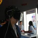 【E3 2013】『EVE ONLINE』のパブリッシャーが早くもオクルス・リフト向けのデモを展示。その脅威のゲーム体験とは?