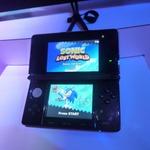 【E3 2013】『ソニック ロストワールド』プレイレポ ― Wii U版と3DS版は異なる内容に!?