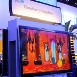 【E3 2013】Wii Uの横スクロールアクション『クラウドベリーキングダム』を体験