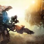 【E3 2013】Xbox One期待作『Titanfall』のプレイアブルデモを視聴。超高速回転する巨人と小人の戦いに注目