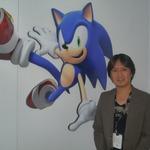 【E3 2013】『ソニック ロストワールド』飯塚プロデューサーが語る、ソニックの新たなチャレンジとは ― Wii U版と3DS版の連動も