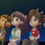 『妖怪ウォッチ』3DS本体カメラで友達に憑いている妖怪を撮影 ― 全国「ナムコのお店でDS」で限定キャンペーンも