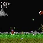 不朽の名作『魔界村』Wii Uバーチャルコンソール版が本日より配信開始