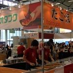 【ジャパンエキスポ2013】お弁当、たこ焼き、日本酒、日本の「食」にも注目が集まる