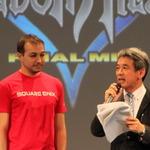 【ジャパンエキスポ2013】野村哲也氏と橋本真司氏が『KINGDOM HEARTS -HD 1.5 ReMIX-』をアピール