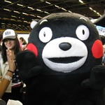 【ジャパンエキスポ2013】くまモン&ケロロ軍曹の最強コラボ!大人気の熊本ブースをレポート