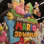 【ジャパンエキスポ2013】ネコマリオはショッキングに便利なアイテム 『スーパーマリオ3Dワールド』を体験