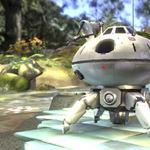 『大乱闘スマッシュブラザーズ for 3DS/Wii U』ピクミン&オリマーのステージは「再開の花園」