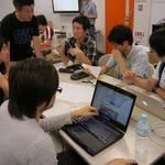 SCEがサポーター兼参加者として全面バックアップ!?「PlayStation Mobile GameJam 2013 Summer」1日目レポート
