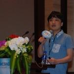 【China Joy 2013】ブラウザ型カードゲームの時代は終わった!?gumi國光氏が語る「ネイティブアプリ時代」のゲーム像とは?