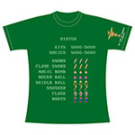 『マドゥーラの翼』や『アトランチスの謎』がTシャツに!ゲームスグロリアース、サンソフトとのコラボTシャツ発売