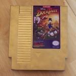 海外カプコンが実際に動作するファミコン版『わんぱくダック夢物語』の黄金カートリッジを限定150本で配布