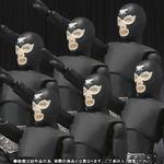 イーーッ!!S.H.Figuarts「ショッカー戦闘員(黒)」が複数体のセットとなって登場