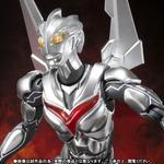 ULTRA-ACTシリーズに「ウルトラマンネクサス」より光の救世主「ウルトラマンノア」が登場