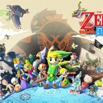 Wii Uソフト『ゼルダの伝説 風のタクトHD』、ダウンロード版の必要容量が判明