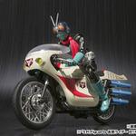 S.H.Figuartsに仮面ライダー1号の高性能専用マシン「サイクロン号」が登場