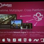 【CEDEC 2013】オンラインゲームをもっと身近に、「Photon Clloud」と「Photon Server」