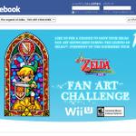 米国任天堂『ゼルダの伝説 風のタクトHD』ファンアートコンテストを実施