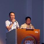 【CEDEC2013】サイバーコネクトツーの松山氏が「作品への愛」を大いに語る! キャラクター版権タイトルにおけるゲームデザイン論
