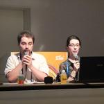 【CEDEC 2013】キーワードは夢、インディー精神、クレージー!フランス人ゲーマーが日本のクリエイターに求めるもの