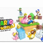 3Dマリオアクションの集大成『スーパーマリオ3Dワールド』、北米発売日がついに決定