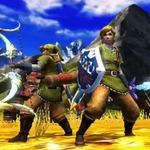【Nintendo Direct】プレイヤーにはリンク装備、オトモには赤と緑の帽子にオーバーオールが…!? ─ 『モンスターハンター4』任天堂とのコラボ情報公開