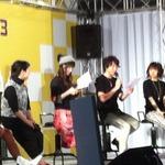 【京まふ2013】京騒戯画 新作発表記念イベントが「京都」で開催、豪華キャスト陣と見る第1話の上映会も