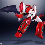 スーパーロボット超合金に「真ゲッター1」が登場、シリーズ中でもかなり大型で迫力のサイズに