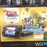 北米版『ゼルダの伝説 風のタクトHD』Wii U本体同梱セット、開封の儀が早くも執行