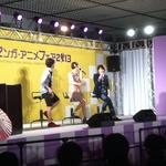 【京まふ2013】初公開のキャラクター設定画も公開された「革命機ヴァルヴレイヴ スペシャルトークショー in 京都」レポート