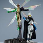 劇場版「仮面ライダーW」から「W CJGX」と「エターナル」の2体セットが「HDM創絶」シリーズに登場