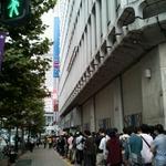 7時の開店を前に各地から『モンハン4』行列報告が続々