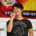 『モンスターハンター4』発売に辻本氏喜びの声、渋谷カウントダウンイベントは長蛇の列