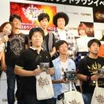 先頭は前日17時待機開始、渋谷で行われた『モンスターハンター4』発売日カウントダウンイベントをレポート