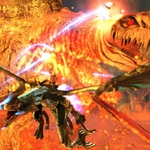 【東京ゲームショウ2013】Xbox One専用ソフト『Crimson Dragon』の迫力ある画像が公開
