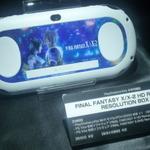 【東京ゲームショウ2013】『ファイナルファンタジーX/X-2 HDリマスター』限定PS Vita本体をチェック、発売は今冬に