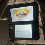 【東京ゲームショウ2013】カバータイトル増加、ボタン操作で遊べるようになった『シアトリズム ファイナルファンタジー カーテンコール』プレイレポ