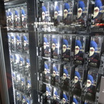 【東京ゲームショウ2013】会場にメガネ自動販売機とロジコマが出現!ゲーム試遊のお供に「JINS PC」はいかが?