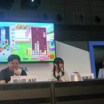 【東京ゲームショウ2013】ルルーとウイッチが『ぷよぷよテトリス』対戦プレイに挑戦!公開アフレコも盛りあがったステージレポ